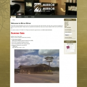 Mirror Mirror Website